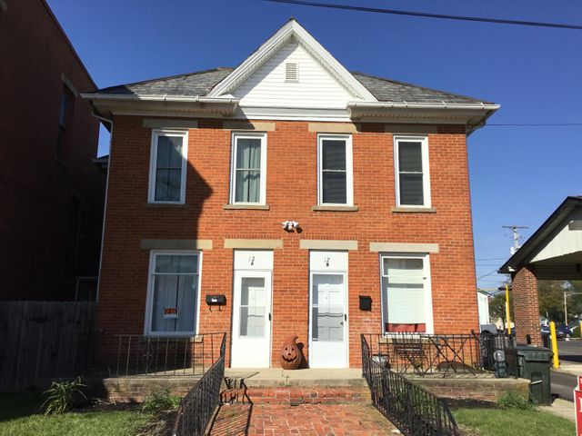 12 E Main Street, Ashville, OH 43103