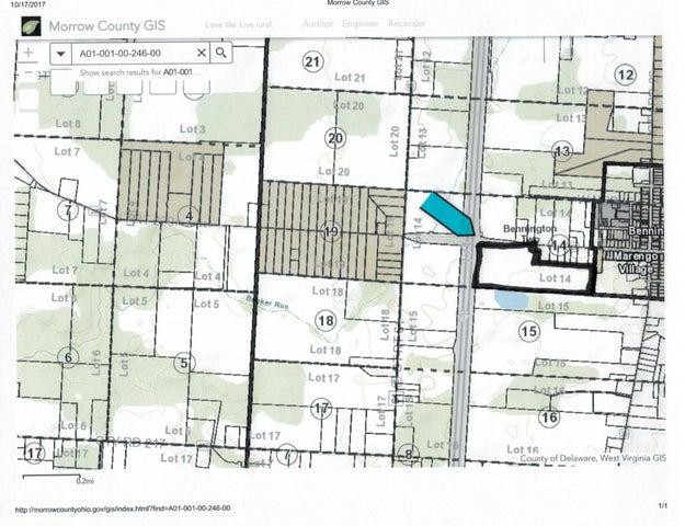 0 RT 229 RD Ridge, Marengo, OH 43334