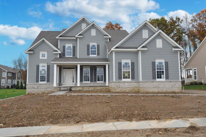 8468 Sandycombe Drive, Lot 35, New Albany, OH 43054