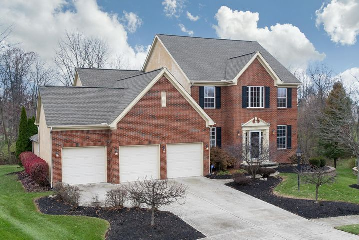 4809 Overcreek Place, Powell, OH 43065