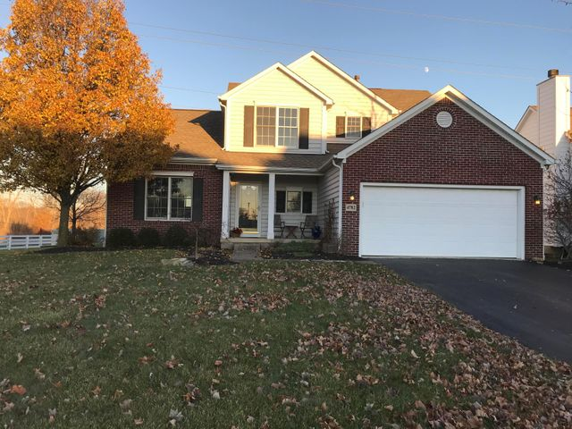 4782 Bosk Drive, New Albany, OH 43054