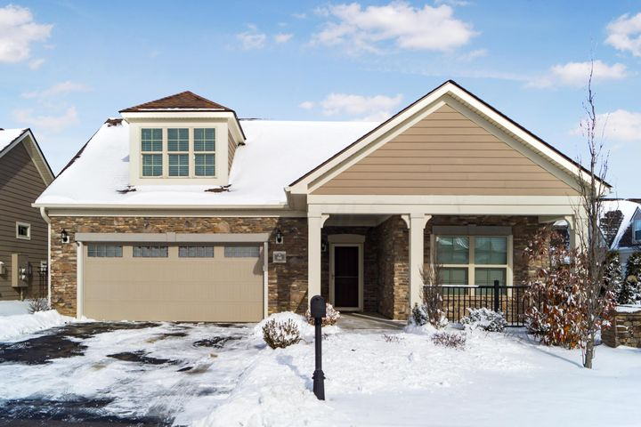 66 Featherstone Court, Powell, OH 43065