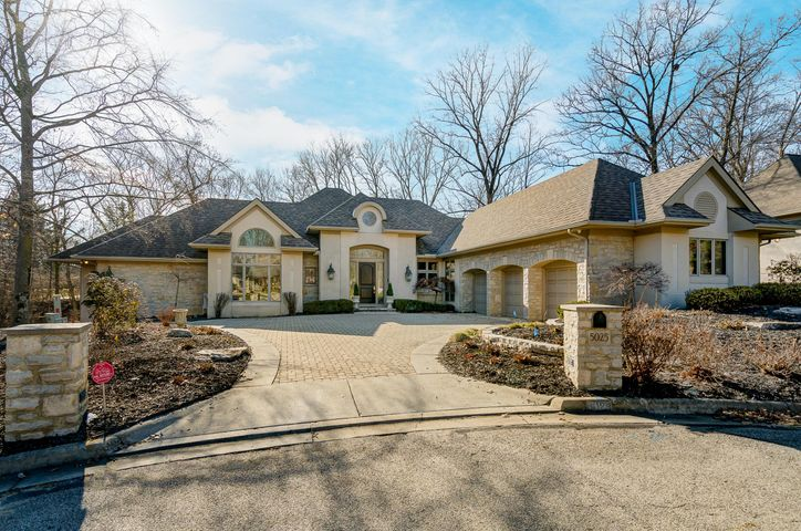 5025 Slate Run Woods Court, Upper Arlington, OH 43220