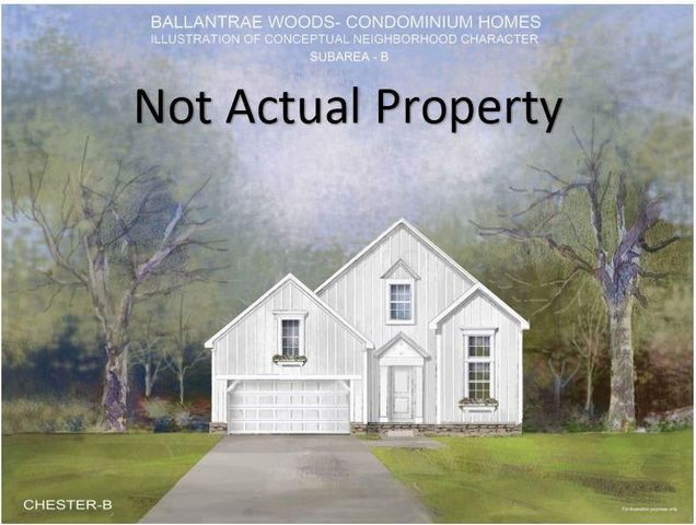 NOT ACTUAL PROPERTY - Hardie Plank siding