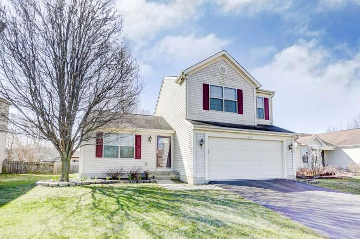 5837 Wooden Plank Road, Hilliard, OH 43026