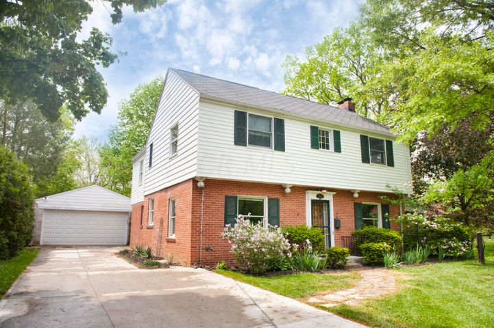 3807 Olentangy Boulevard- Hard to find five bedroom/3 full bath home in Clintonville!