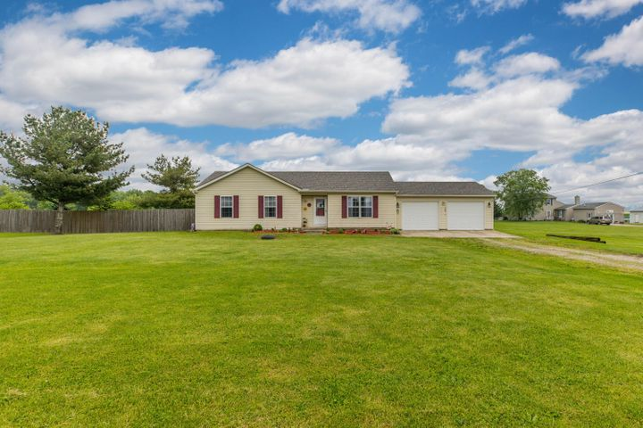 Nearly 2 acres plus an outbuilding!