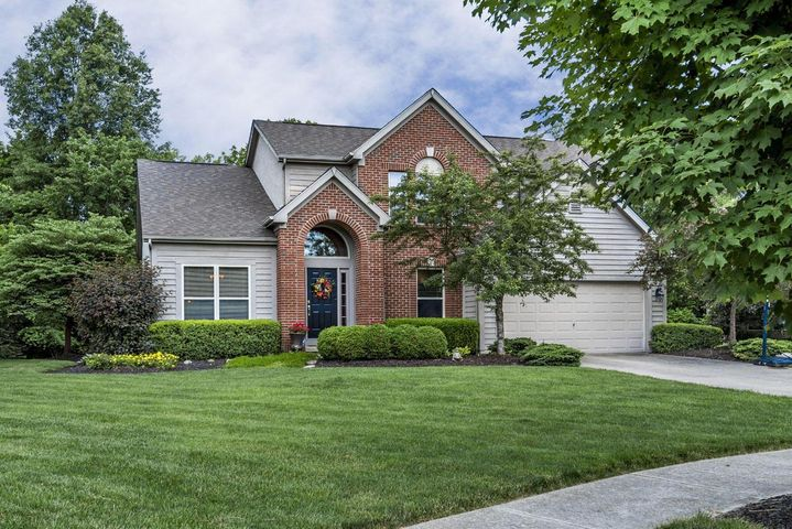 3369 Brentwood Court, Powell, OH 43065