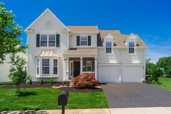 4535 Crooked Cedar Drive, New Albany, OH 43054