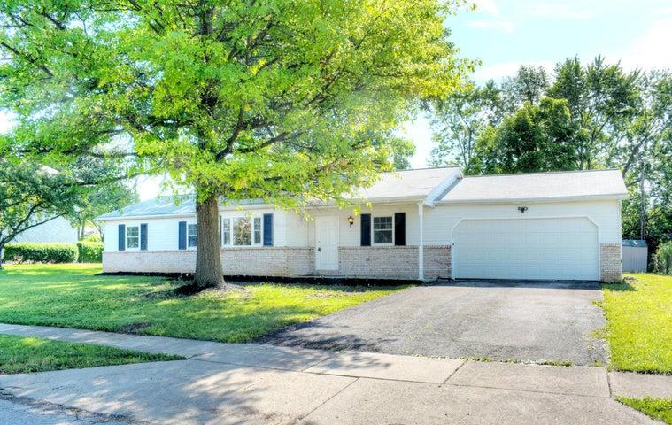 2118 Hughey Drive, Reynoldsburg, OH 43068