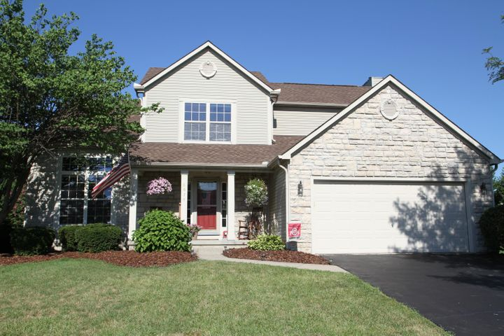 8677 Clarksdale Drive, Lewis Center, OH 43035