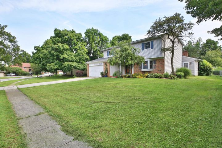1742 Hickory Hill Drive, Columbus, OH 43228