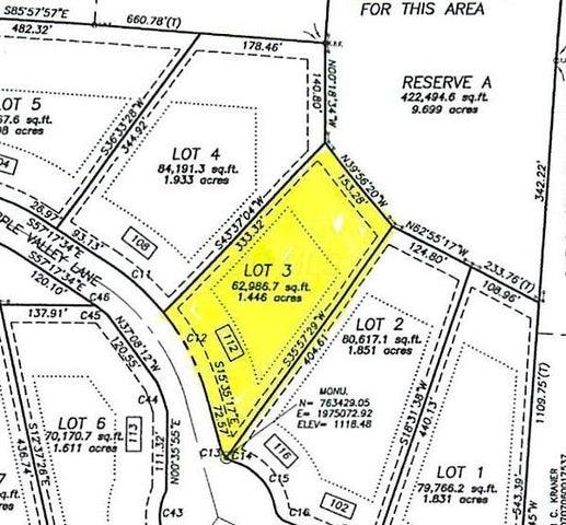 112 Apple Valley Lane, Granville, OH 43023