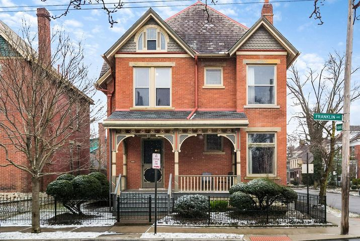 803 Franklin Avenue, Columbus, OH 43205