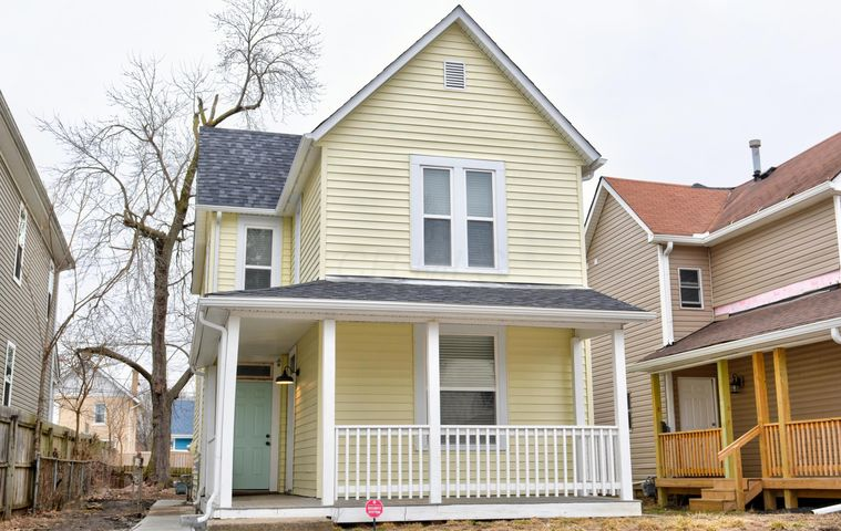 34 S Cypress Avenue, Columbus, OH 43222
