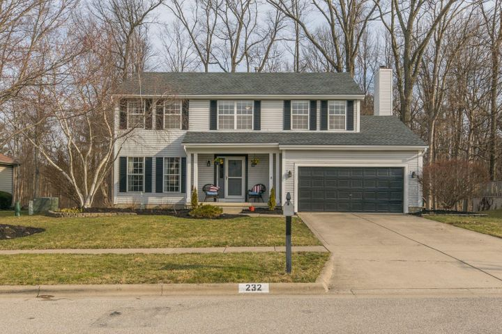Welcome Home! 4 bedroom, 2.5 bath home on a quiet cul-de-sac with upgrades throughout!