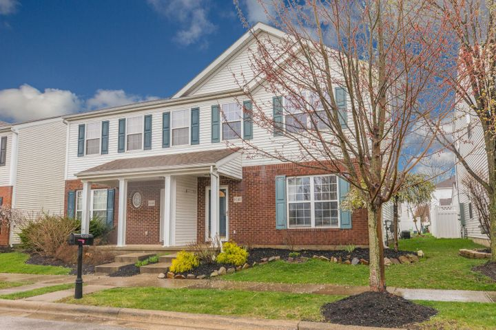 Welcome Home! Low maintenance living in this 3 bedroom, 2.5 bath townhome in Upper Albany!