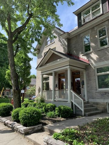 LOCATION, LOCATION, LOCATION! Urban living across from Goodale Park!