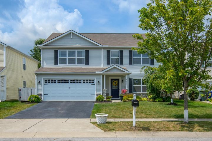 Welcome home!!! Spacious 4 bedroom, 2.5 bath home in
