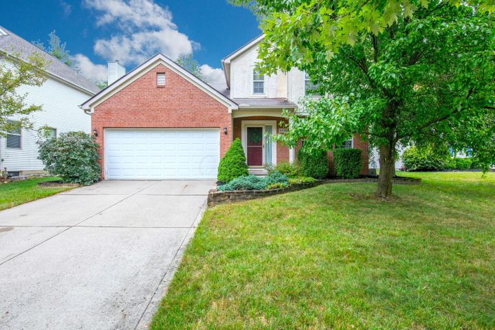 Welcome home! 3 bedroom, 2.5 bath home on a private wooded lot!