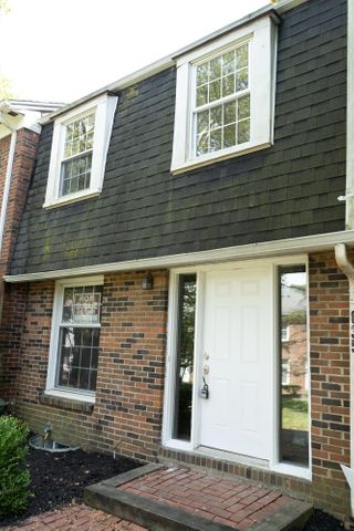 Welcome Home! Fully renovated 2 bedroom, 1.5 bath end unit condo in Hardesty Heights! NEW front door and roof!