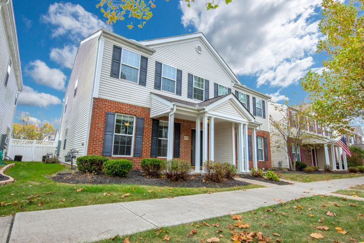 Welcome home! 3 bedroom, 2.5 bath townhome in the highly desirable Upper Albany community!