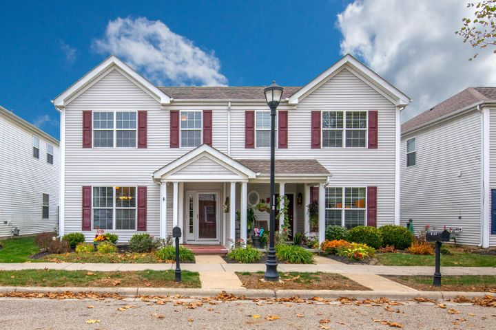 Pride of ownership shows in this 3 bedroom, 2.5 bath townhome in Upper Albany!
