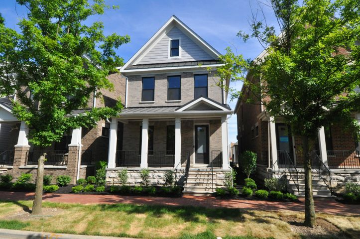 953 W First Avenue, Lot 56, Grandview, OH 43212