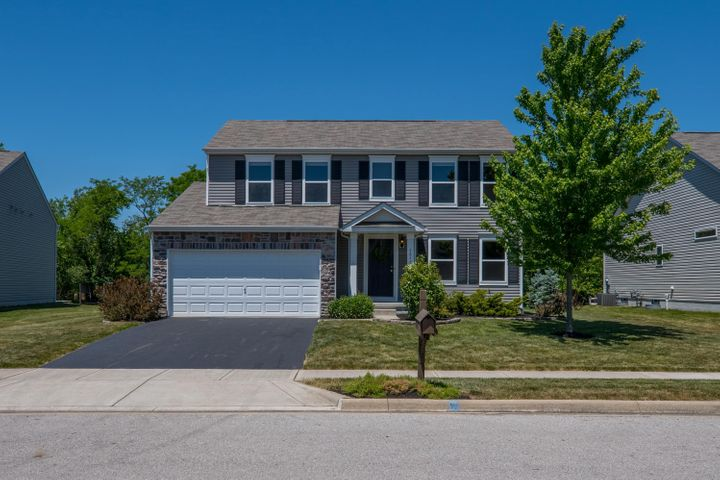Welcome home! Pride of ownership shows in this 4 bedroom, 2.5 bath on that sits on a large private lot in Morrison Farms!