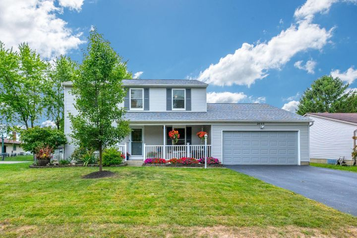 Beautifully maintained and updated 4 BR, 2 full bath home!