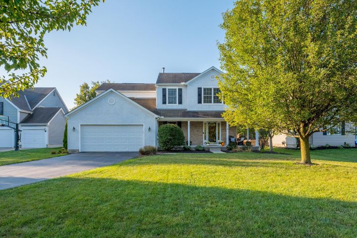 6037 Pinto Pass Drive, Hilliard, OH 43026