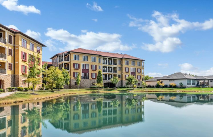 9053 Terrazza Ct. S overlooking one of Tartan West's largest ponds. Complete tranquility.