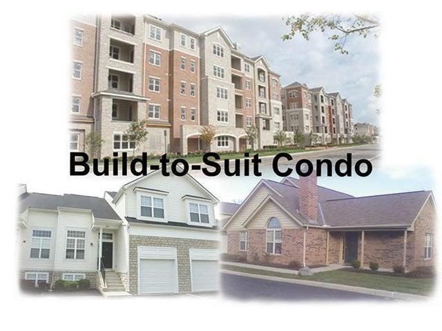Build to Suit Condo