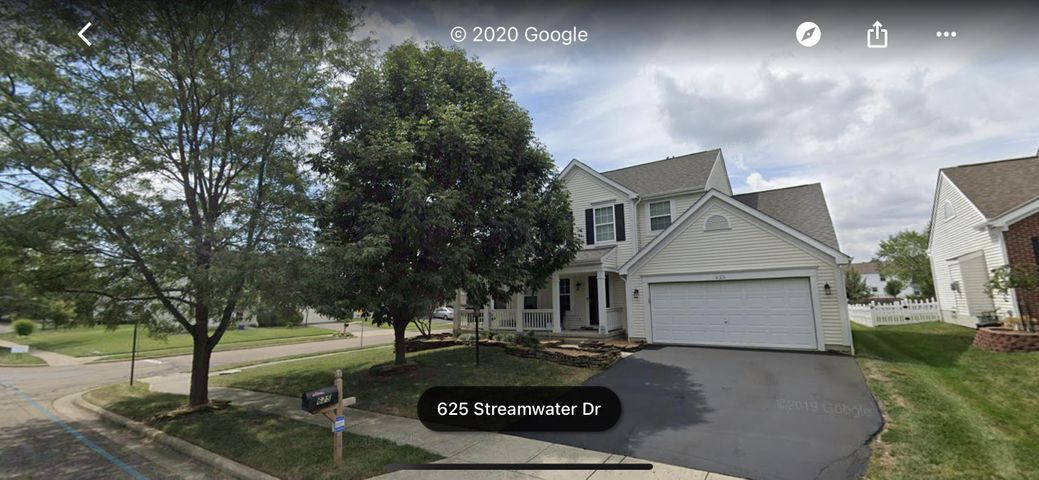 625 Streamwater Drive, Blacklick, OH 43004