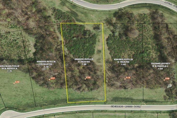 118 Orchard Wood Path, Granville, OH 43023