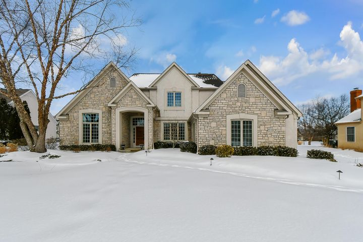 6024 Medallion Drive W, Westerville, OH 43082