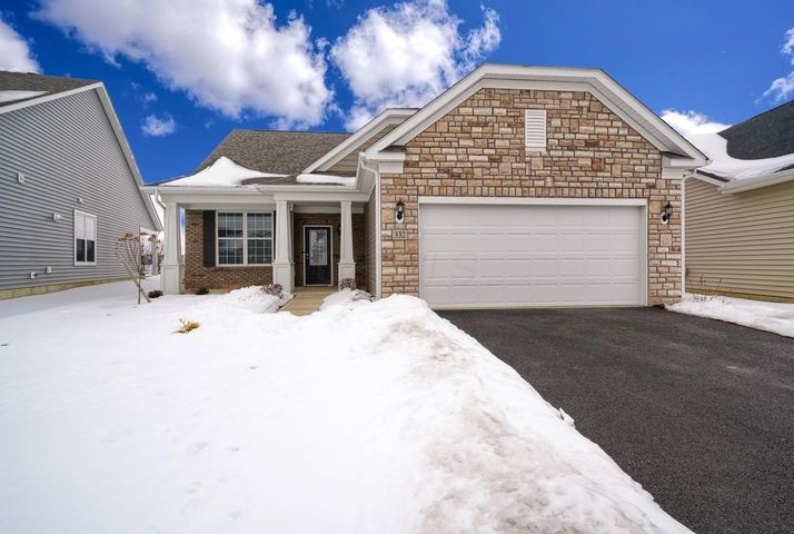 332 Stone Quarry Drive, Delaware, OH 43015