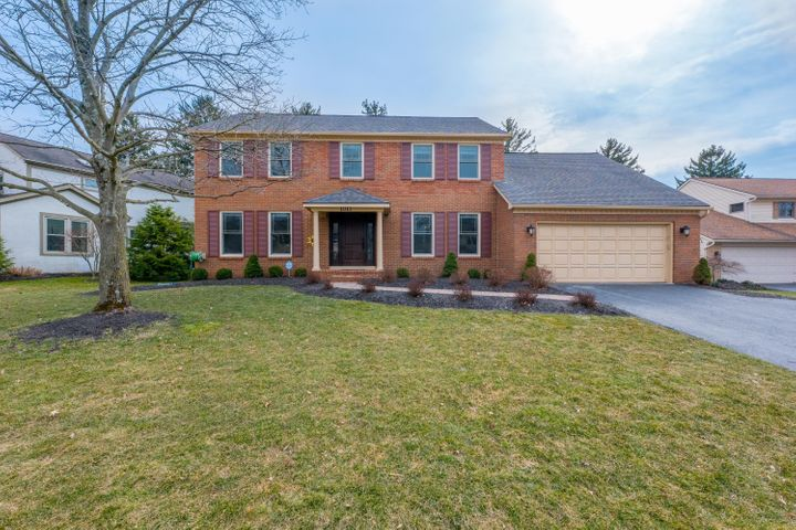Welcome home! Pride of ownership shows throughout this 4 bedroom, 2.5 bath home with many updates throughout!