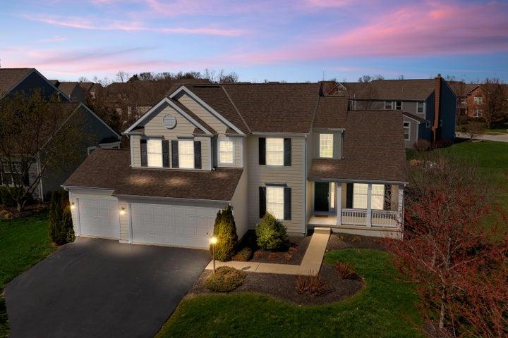4008 Havenrock Lane, Powell, OH 43065