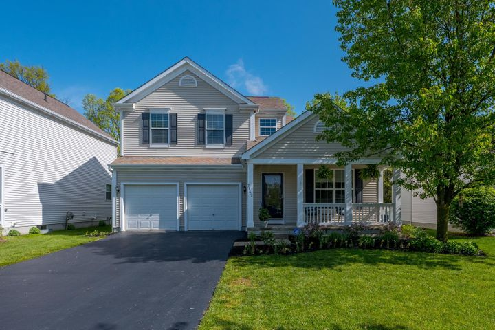 Welcome home to this 3 bedroom, 2.5 bath home in Upper Albany on a private wooded lot!