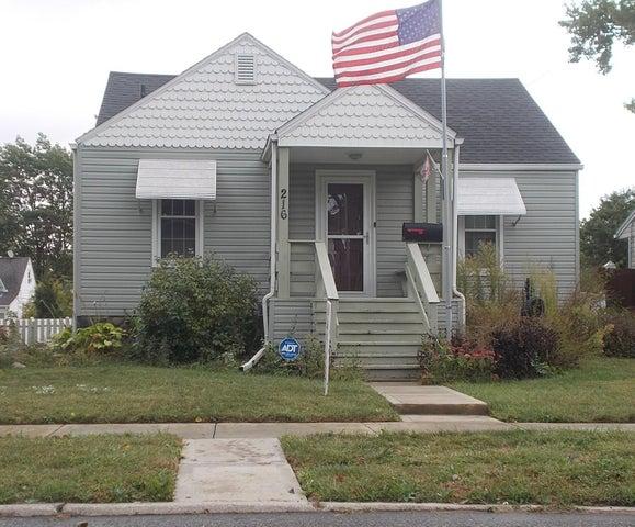 216 Spencer Street, Marion, OH 43302