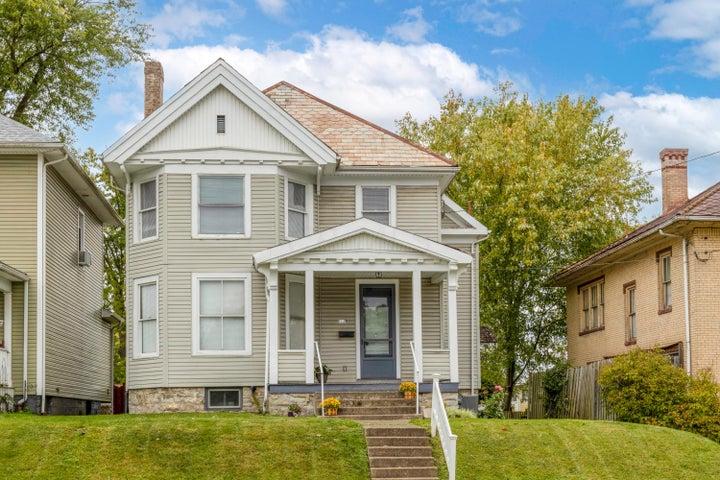 1133 Blue Avenue, Zanesville, OH 43701