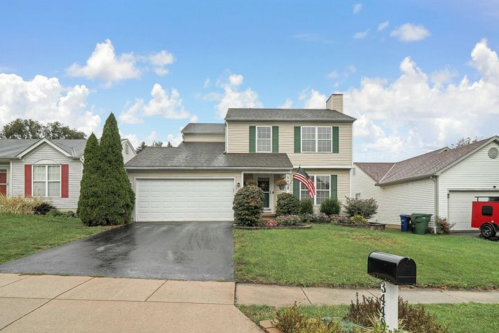 Welcome to 3448 Westerville Woods Drive, Columbus, Ohio!