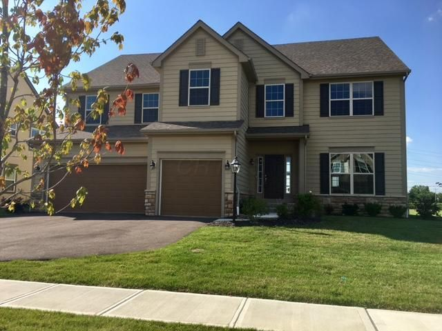 4120 Hickory Rock, Powell, OH 43065