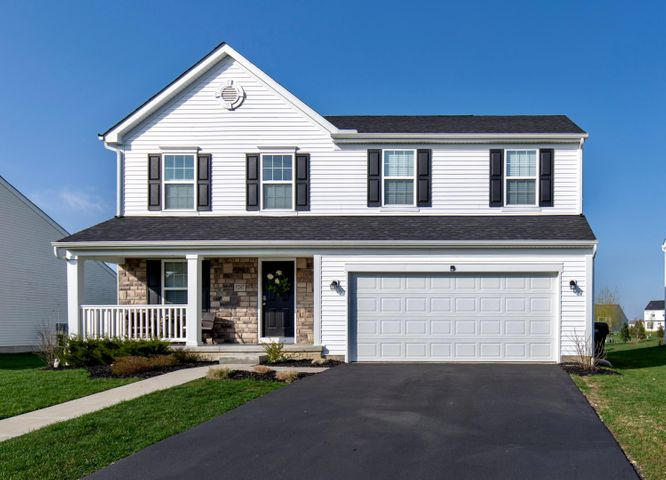 5287 Copper Creek, Dublin, OH 43016