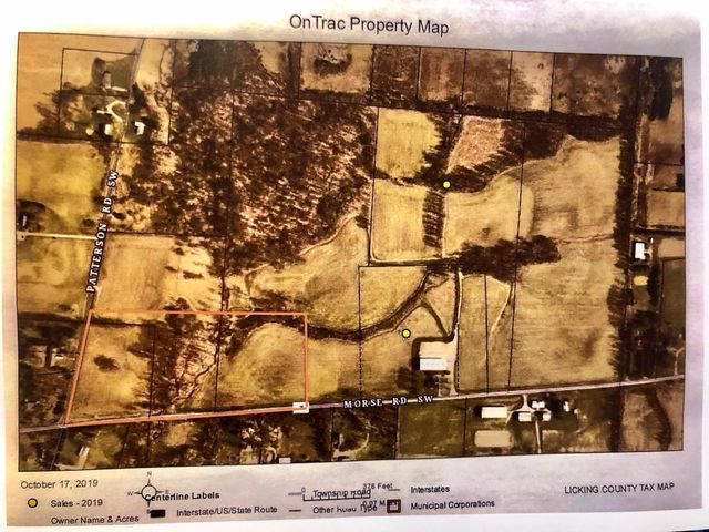 A stunning building site in Jersey township located minutes away from New Albany and all it amenities. you will find  Rolling hills meadows and woods on this shovel ready building site