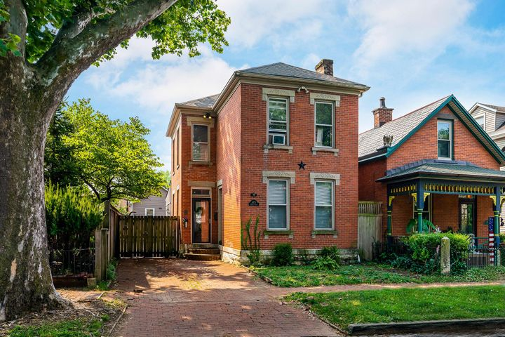 Rare opportunity in desirable Schumacher Place! One parcel w/ two properties on it: 473 E Beck & 474 May Alley (located directly behind 473 E Beck). The square footage is reflective of both properties. 473 E Beck is a charming brick two story w/ 2 beds & 1.5 baths. 474 E May is a single story 2 bed w/ 1 bath. Great investor opportunity or owner occupied who wishes to also make passive income. Both properties are move in ready & updated w/ private, fenced in back yard/patios. Current owner redid floors on Beck & re-landscaped backyard. May all new floors, gutted & remodeled bath, installed granite, new sink & appliances, all new light fixtures/fans throughout, new landscaping, new carpet, installed barn doors on closets, fixed foundation + more! Please see A2A remarks before showing.