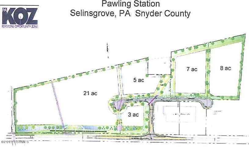 LOT 5 PAWLING STATION, Selinsgrove, PA 17870