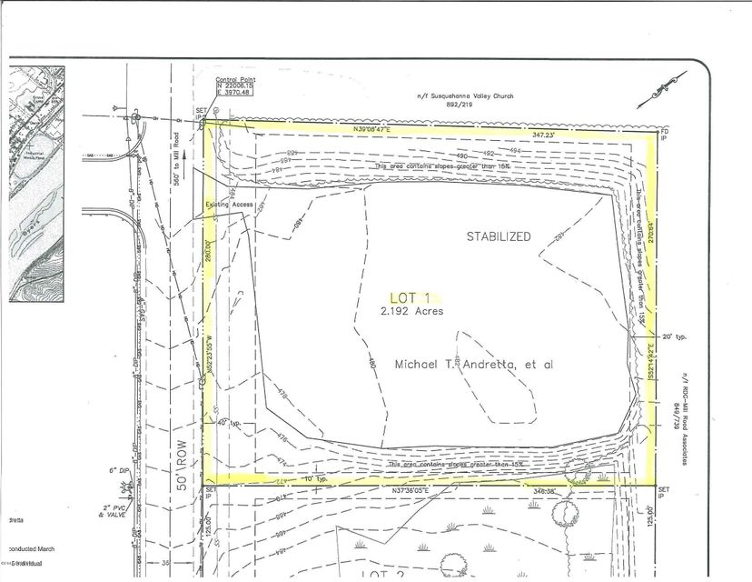 LOT 1 ROOSEVELT AVE, Selinsgrove, PA 17870