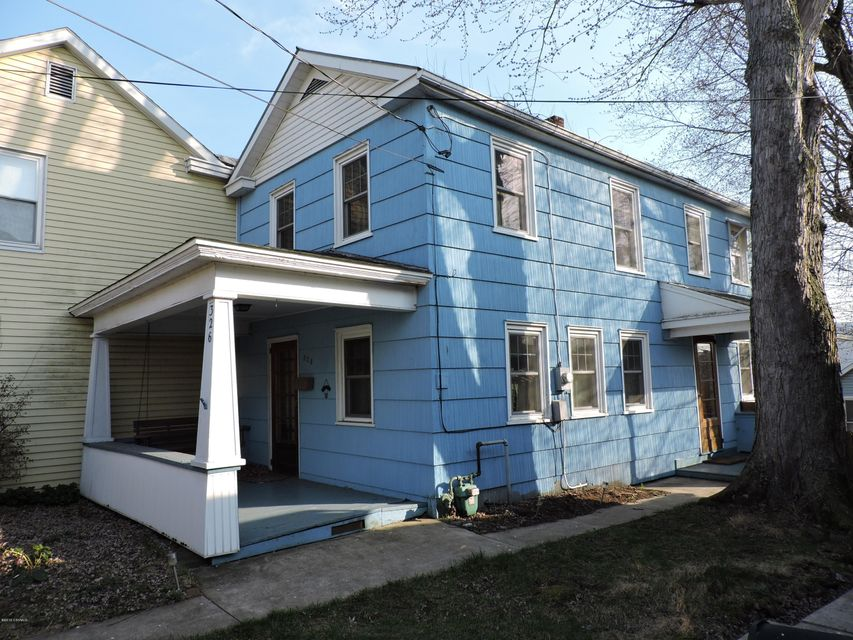 326 LOWER MULBERRY ST, Danville, PA 17821
